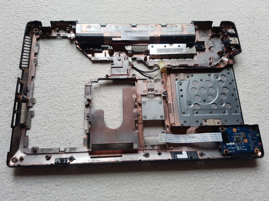 Lenovo G560 chassis housing plastics